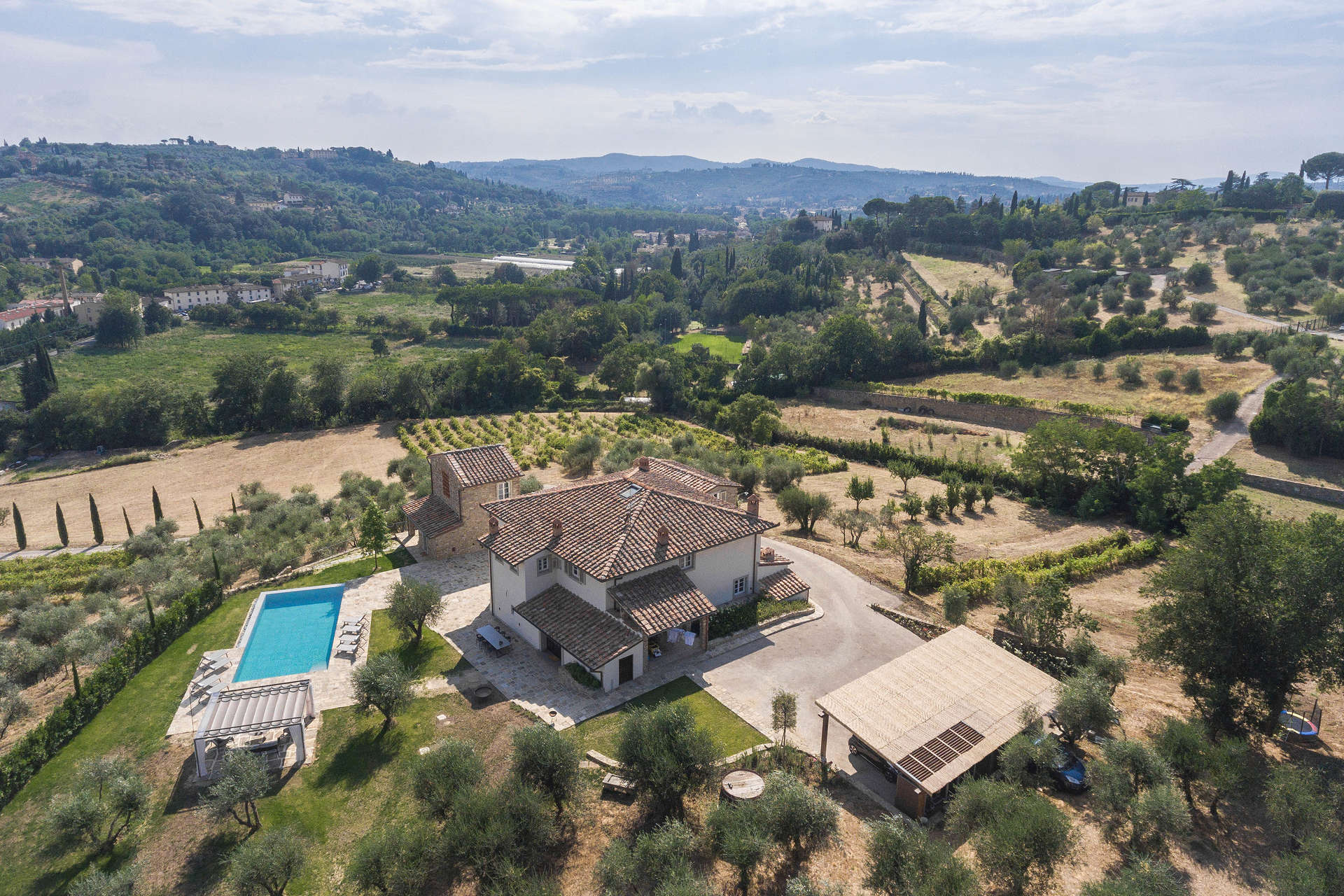 Luxury vacation rentals europe - Italy - Tuscany - Florence - Ione - Image 1/25