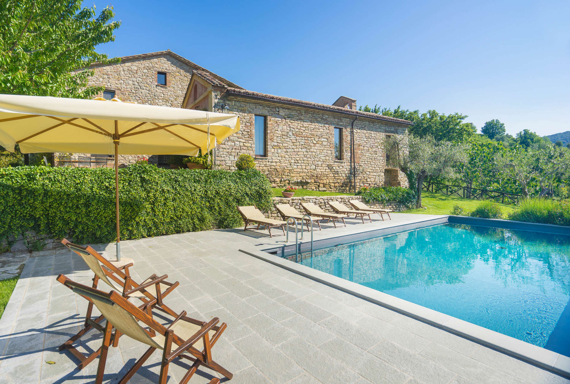 Luxury vacation rentals europe - Italy - Umbria - San giovanni del pantano - Jaja - Image 1/15