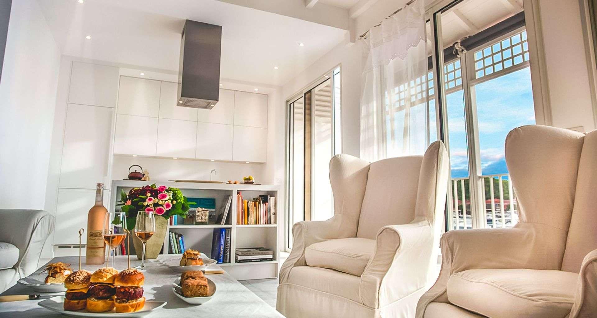 Luxury villa rentals caribbean - St barthelemy - Gustavia - No location 4 - Harbor Haven - Image 1/11
