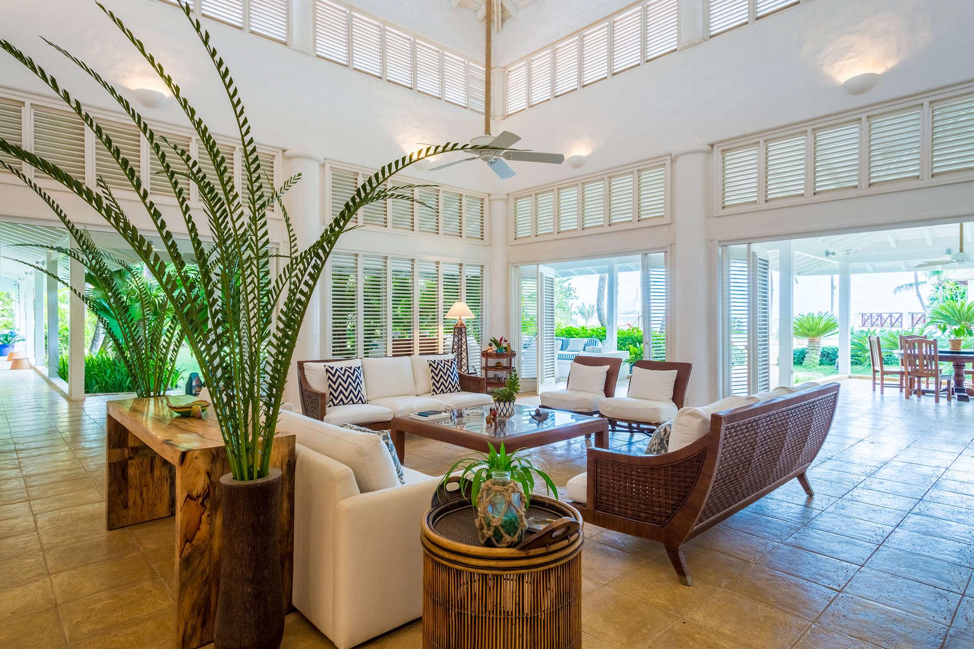 Luxury villa rentals caribbean - Dominican republic - Casa decampo - No location 4 - Punta Minitas 14 - Image 1/19