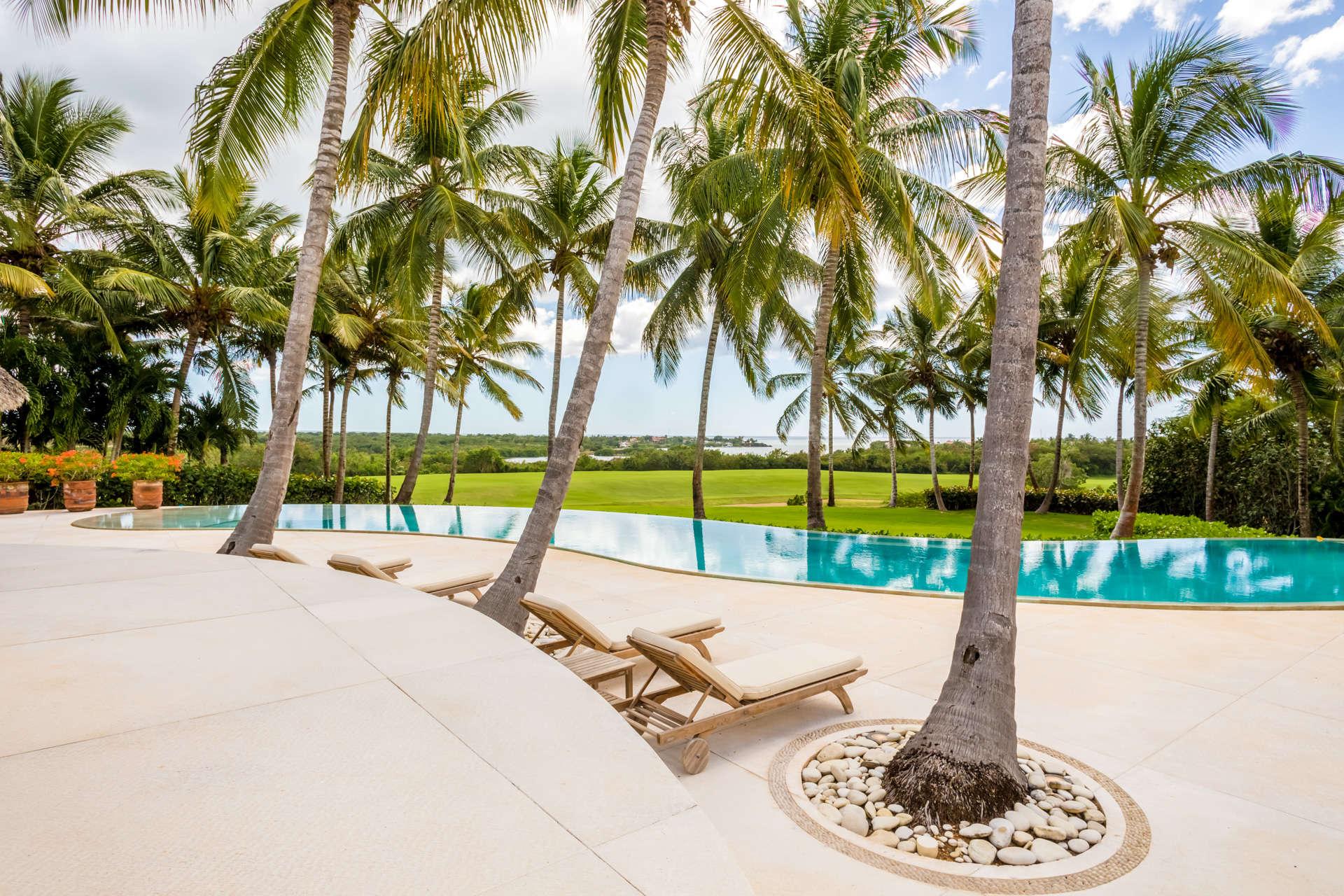 Luxury villa rentals caribbean - Dominican republic - Casa decampo - Bahia Chavon 6 - Image 1/13