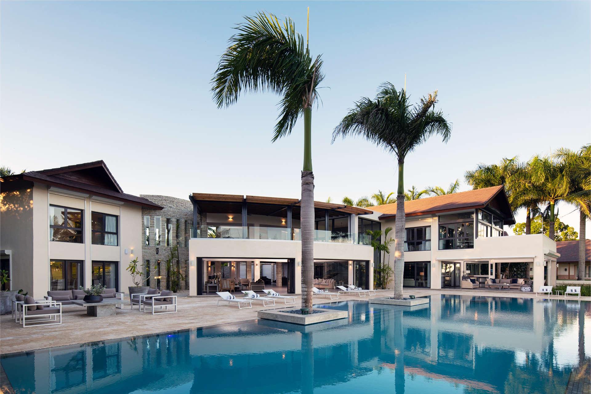 Luxury villa rentals caribbean - Dominican republic - Casa decampo - No location 4 - Rio Arriba 22 - Image 1/23