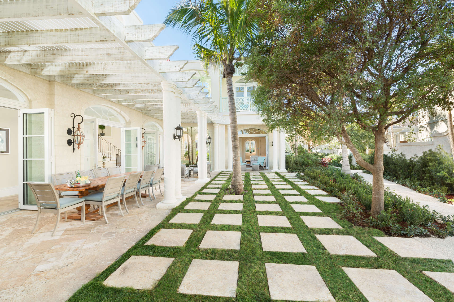 Luxury villa rentals caribbean - Turks and caicos - Providenciales - The shore club turks and caicos - Private 4 BDM - Image 1/15