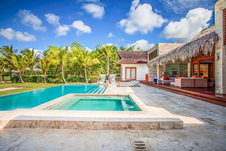 Luxury villa rentals caribbean - Dominican republic - Casa decampo - No location 4 - Cacique 32 - Image 1/25
