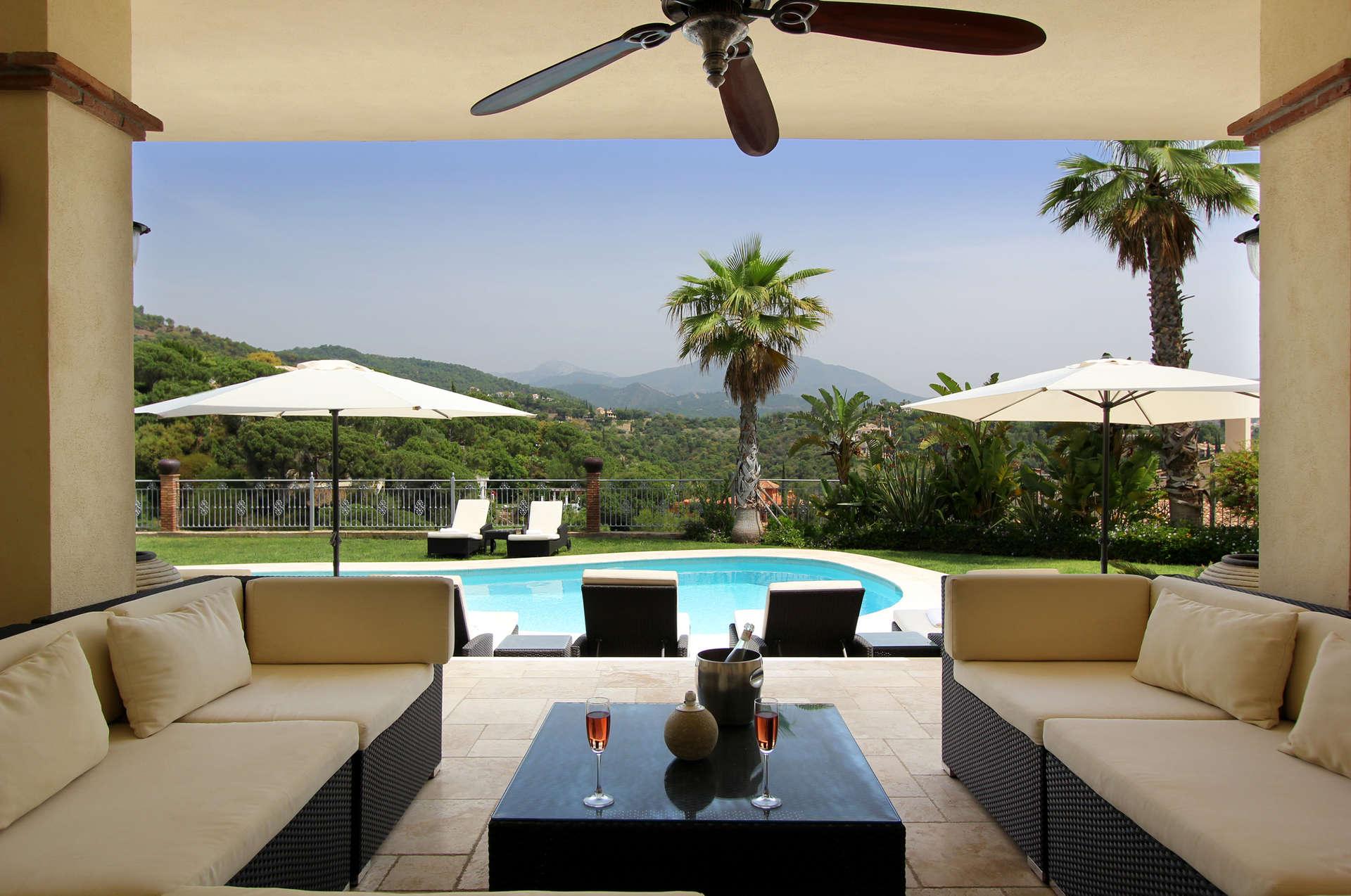 Luxury vacation rentals europe - Spain - Marbella - No location 4 - Gran Villa San Pietro - Image 1/21