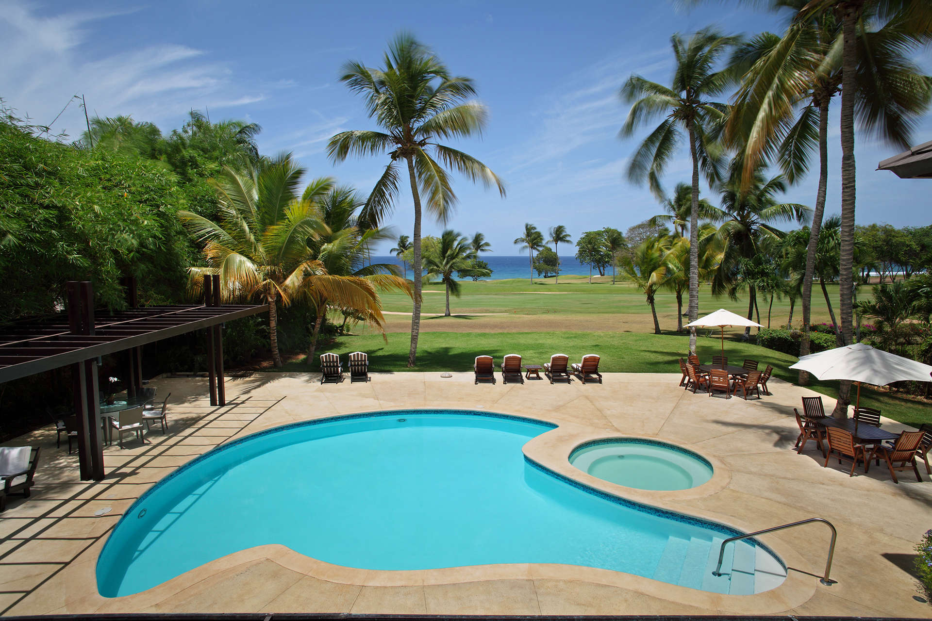 Luxury villa rentals caribbean - Dominican republic - Casa decampo - No location 4 - Cacique 21 - Image 1/25