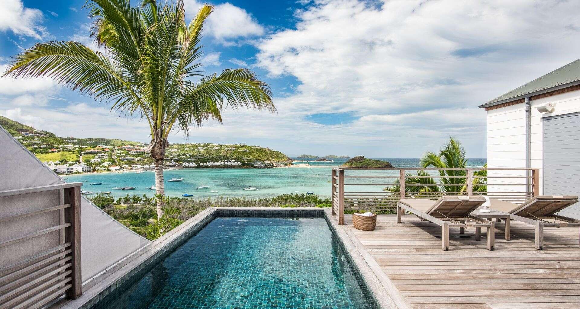 Luxury villa rentals caribbean - St barthelemy - Grand cul de sac - Pink Flamingo - Image 1/10