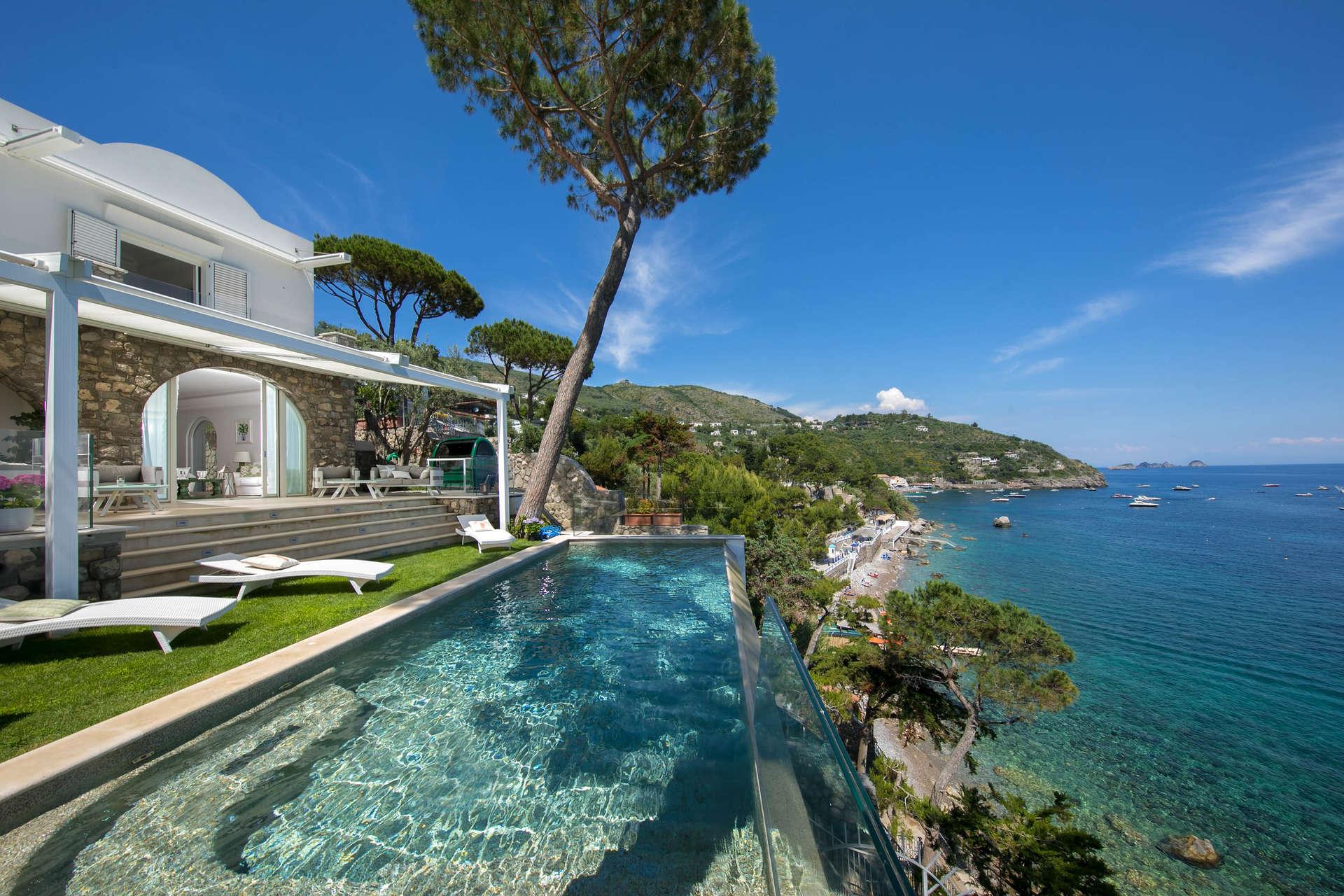 Luxury vacation rentals europe - Italy - Amalfi coast - Sorren to - Gonda - Image 1/22