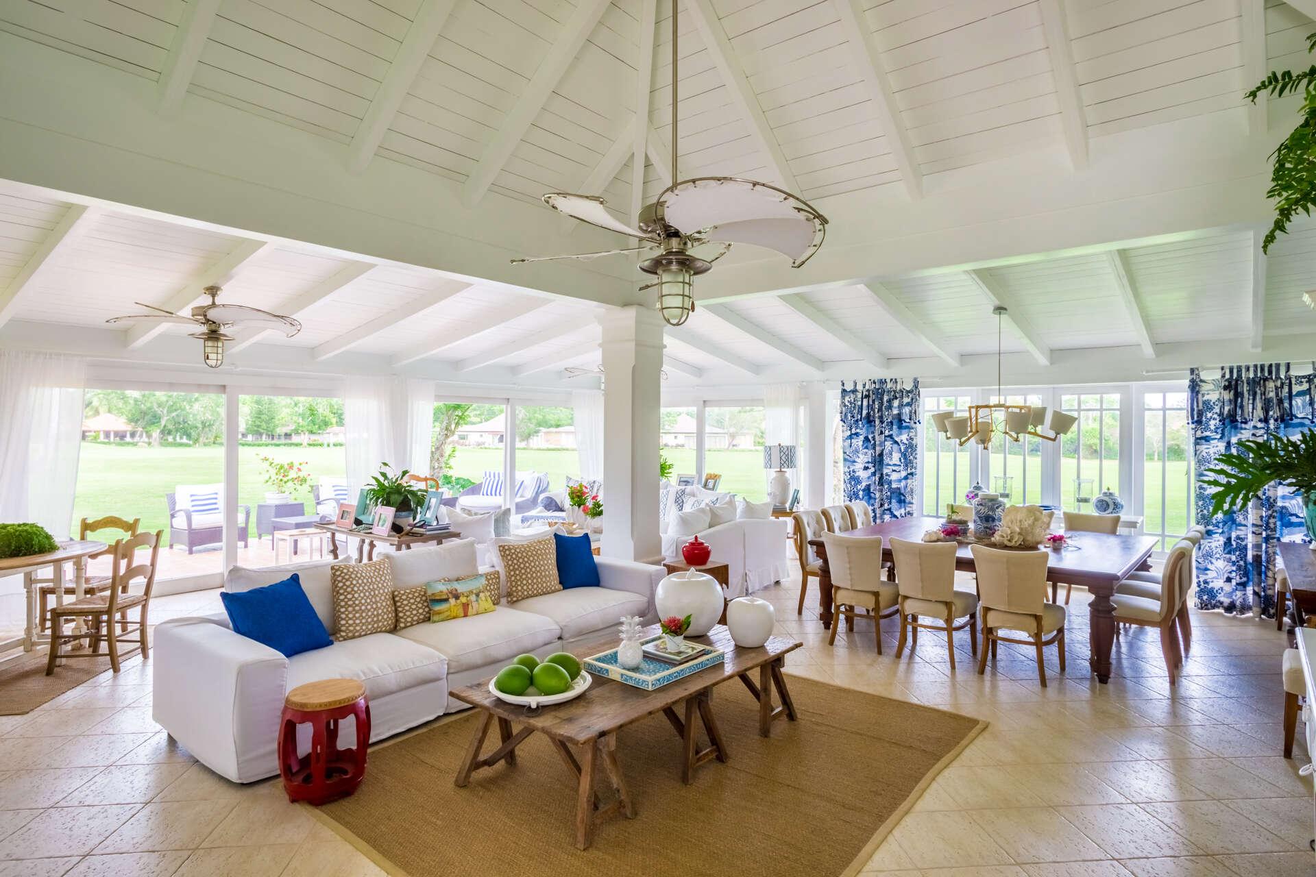 Luxury villa rentals caribbean - Dominican republic - Casa decampo - Golf Villa 152 - Image 1/11