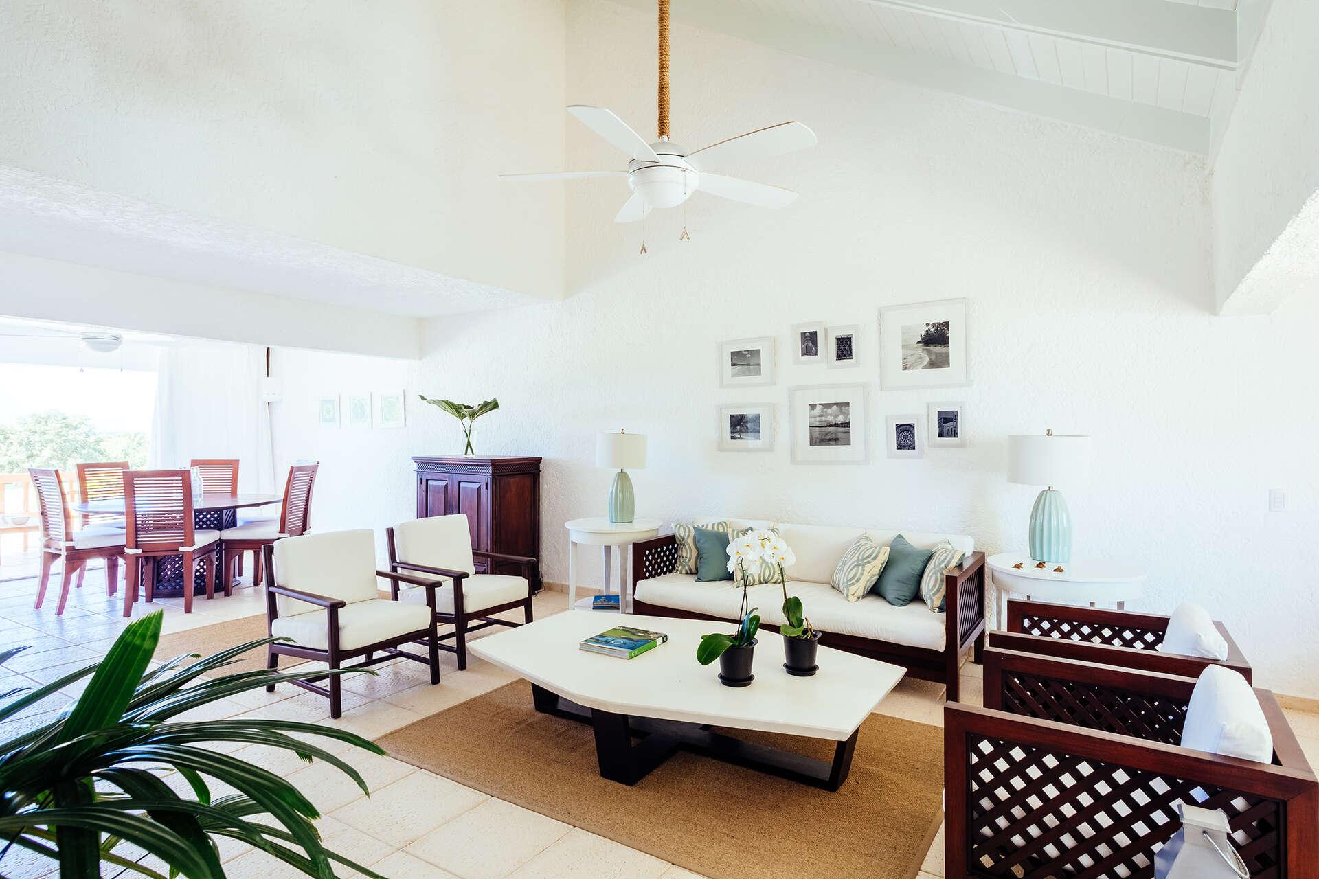 Luxury villa rentals caribbean - Dominican republic - Casa decampo - Golf Villa 8 - Image 1/15