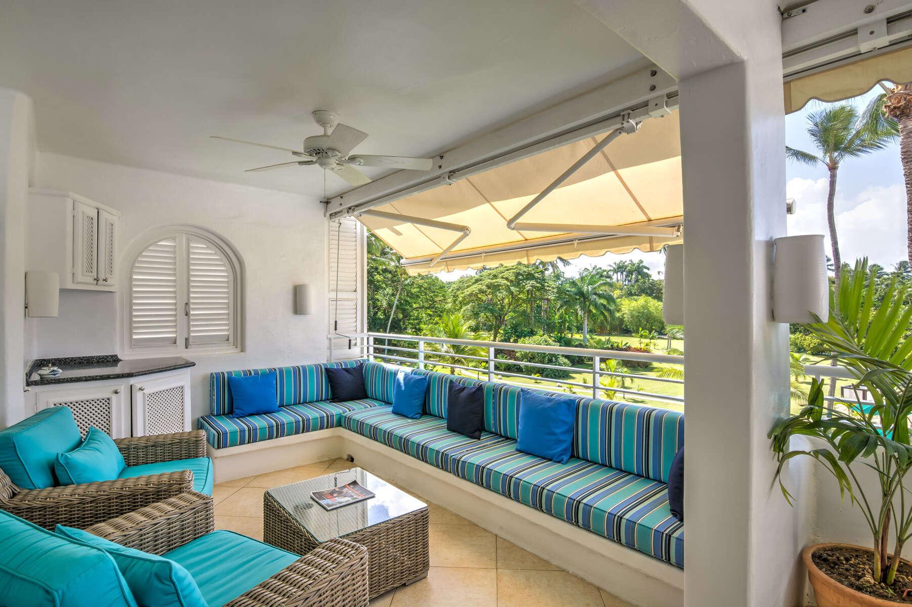 Luxury villa rentals caribbean - Barbados - St james - Porters - Glitter Bay 309 | Sea Breeze - Image 1/10