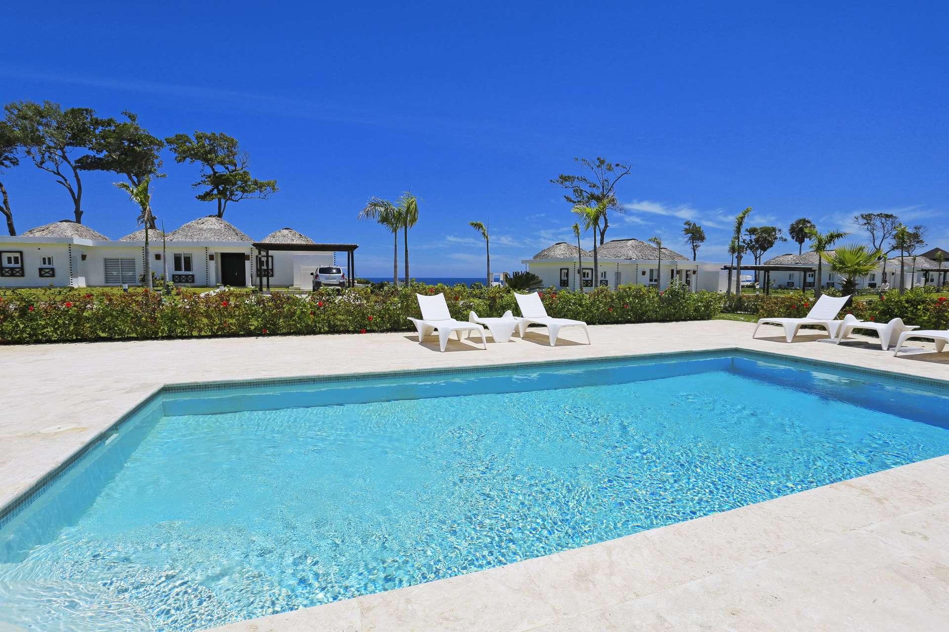Luxury villa rentals caribbean - Dominican republic - Sosua - Ocean villagedeluxe - #12 | 3 BDM Ocean View - Image 1/10