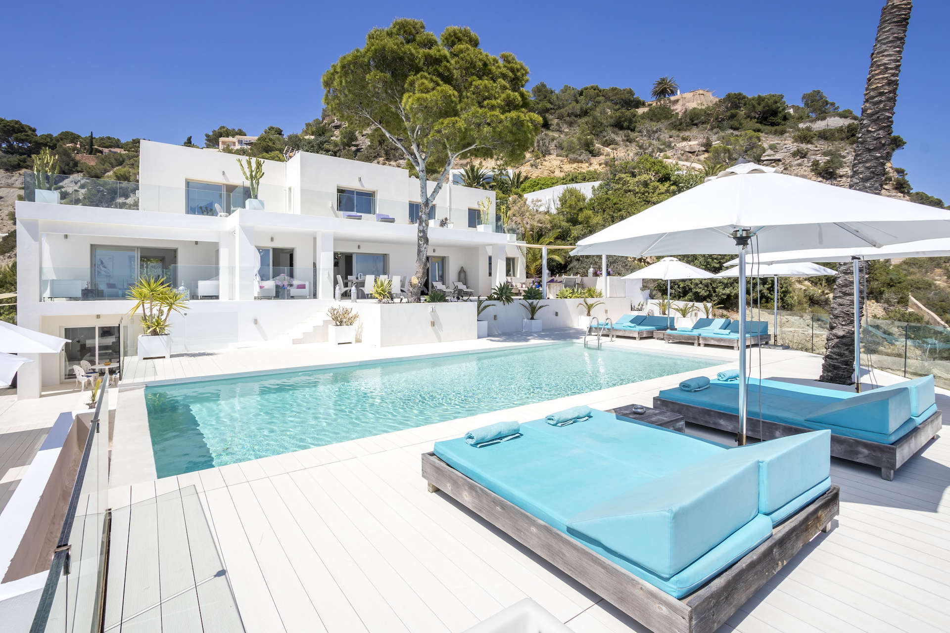 Luxury vacation rentals europe - Spain - Balearic islands ibiza - No location 4 - La Villa Es Cubells - Image 1/34