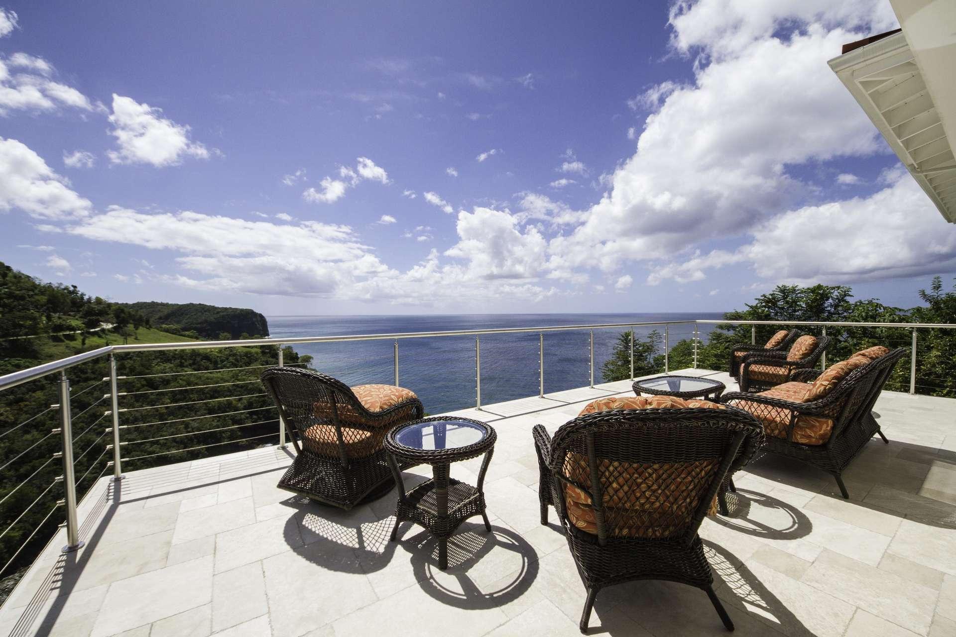 Luxury villa rentals caribbean - St lucia - Marigot bay - Trou Rolland - Image 1/23