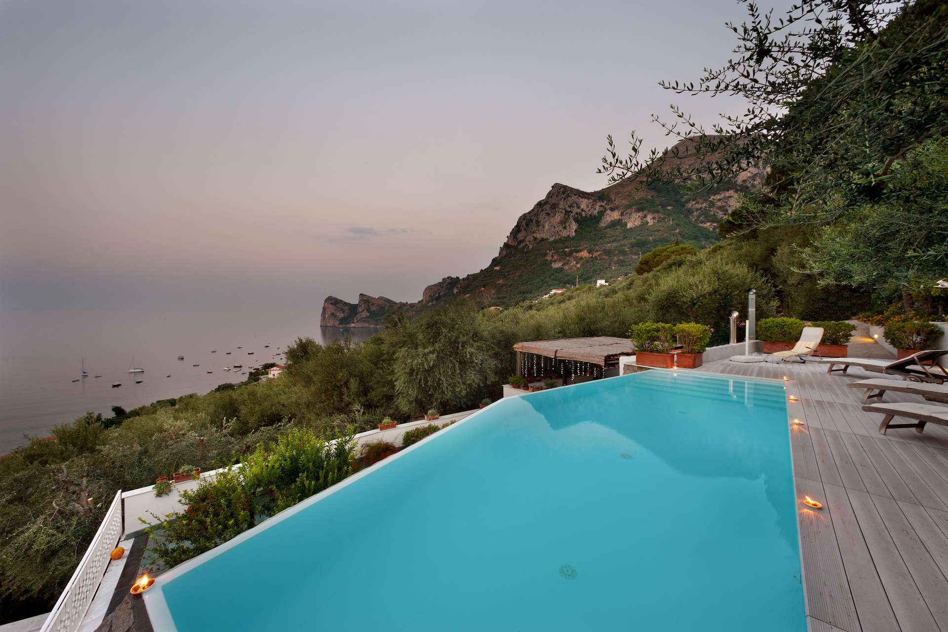 Luxury vacation rentals europe - Italy - Amalfi coast - Sorren to - La Rotonda - Image 1/43
