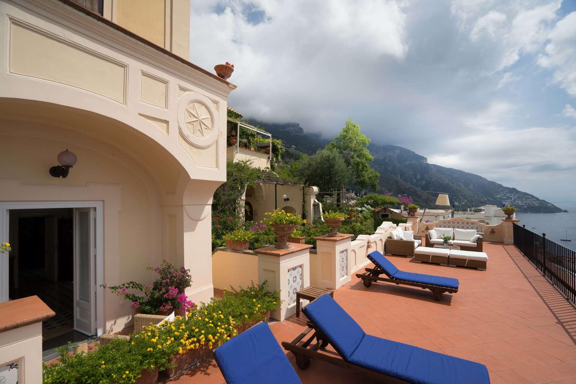 Luxury vacation rentals europe - Italy - Amalfi coast - Po sitano - Casa Ninfa - Image 1/27