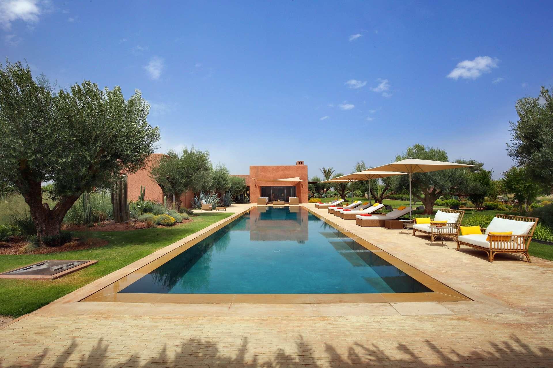 Luxury villa rentals africa - Morocco - Marrakesh - No location 4 - Villa Cactus - Image 1/18