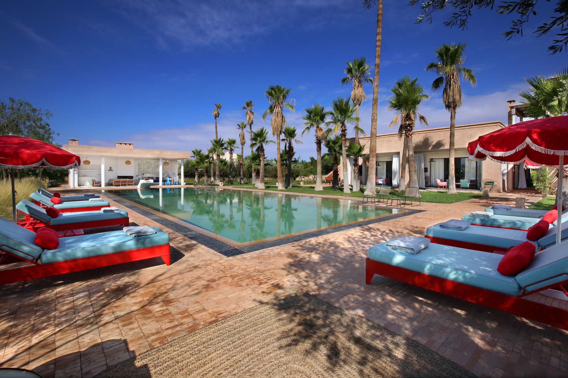 Luxury villa rentals africa - Morocco - Marrakesh - No location 4 - Valerie - Image 1/19