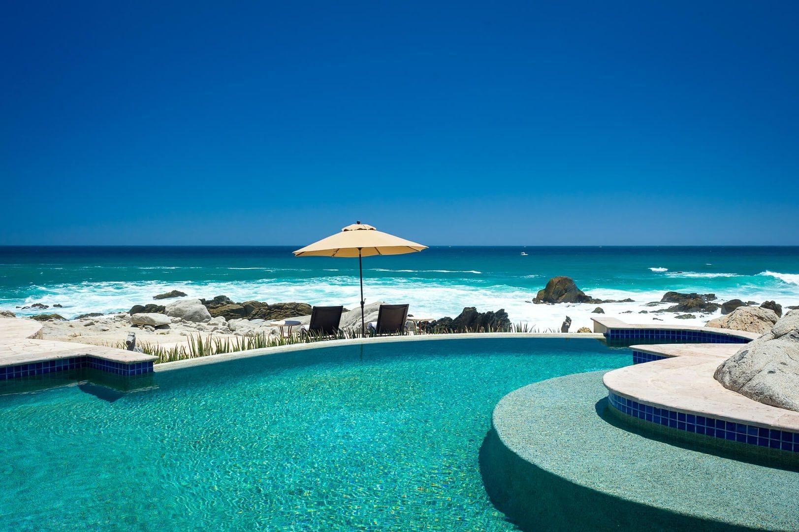 Luxury vacation rentals mexico - Los cabos - Los cabos corridor - Punta ballena - Villa Las Arenas 104 - Image 1/23