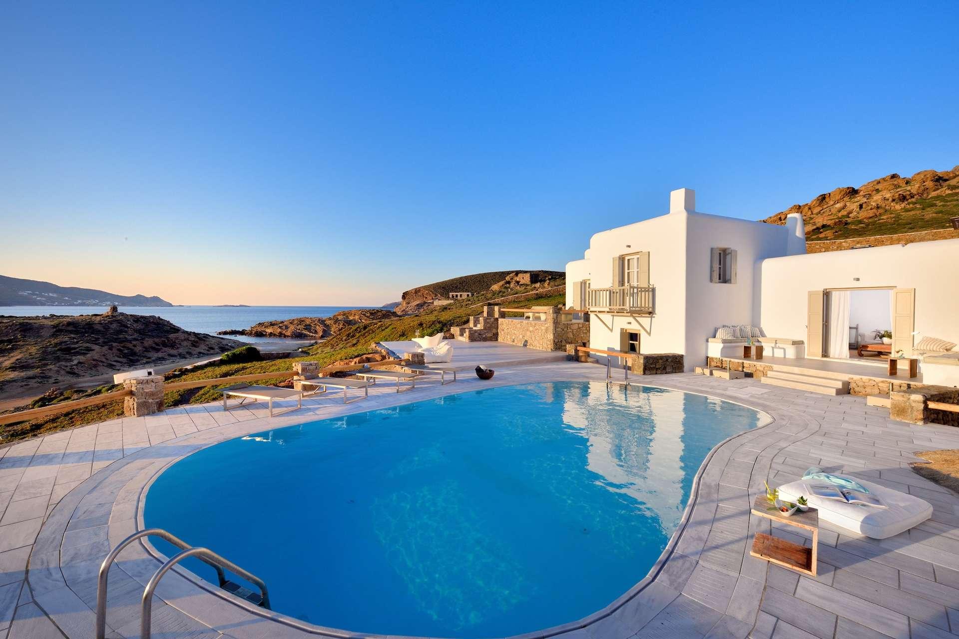 Luxury vacation rentals europe - Greece - Mykonos - Mykonos town - Villa Juliet - Image 1/22