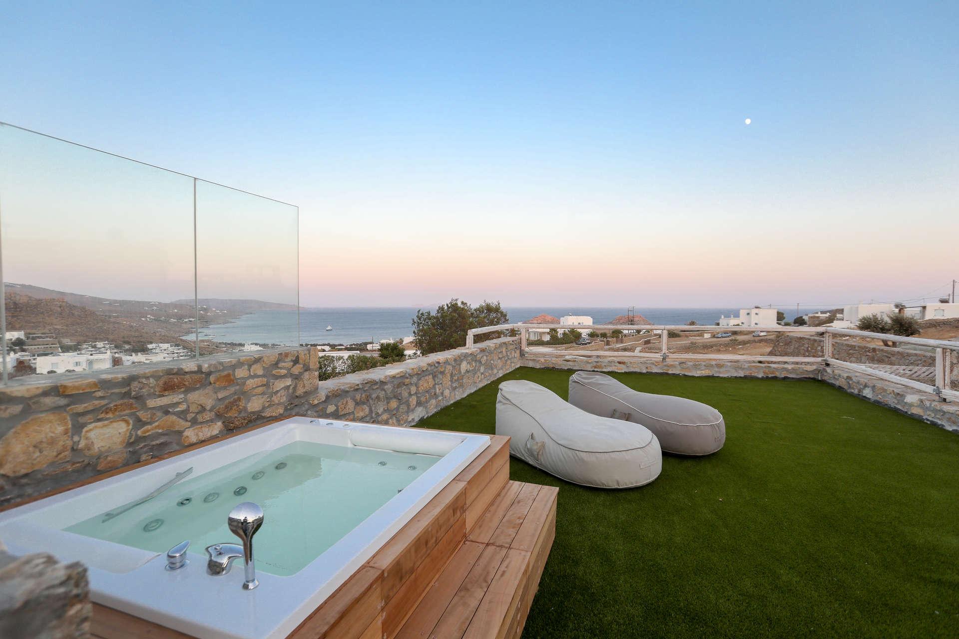Luxury vacation rentals europe - Greece - Mykonos - Kalafatis - Anthi House - Image 1/10