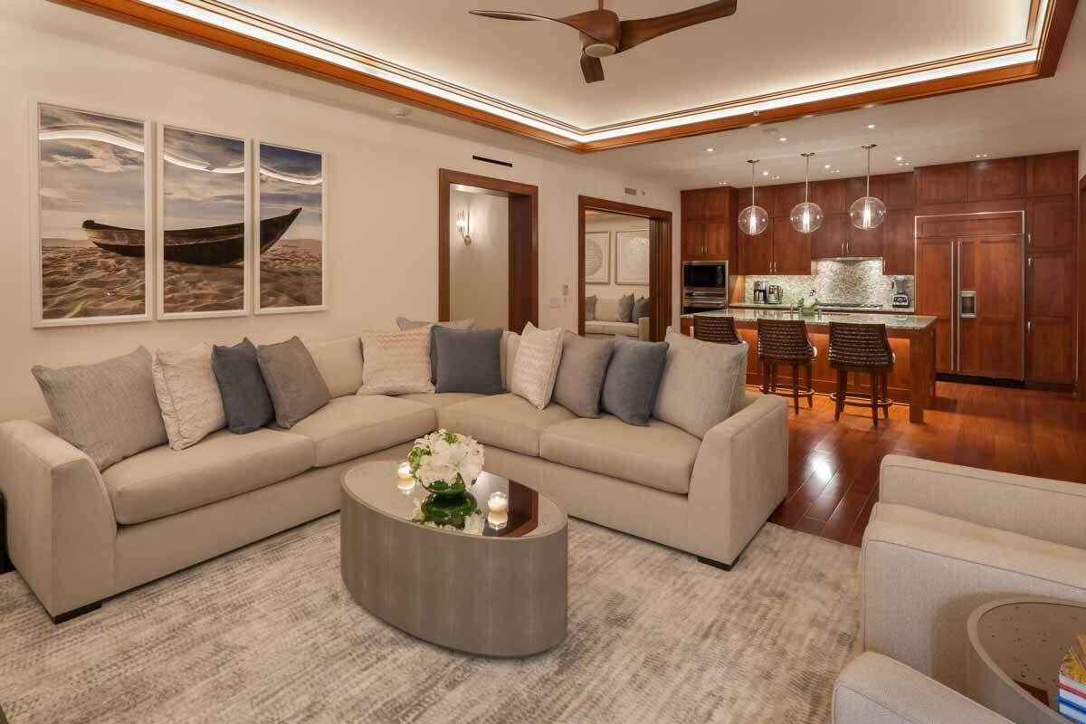Luxury vacation rentals usa - Hawaii - Maui - Montage kapalua bay - Pacific Pearl 5401 - Image 1/28
