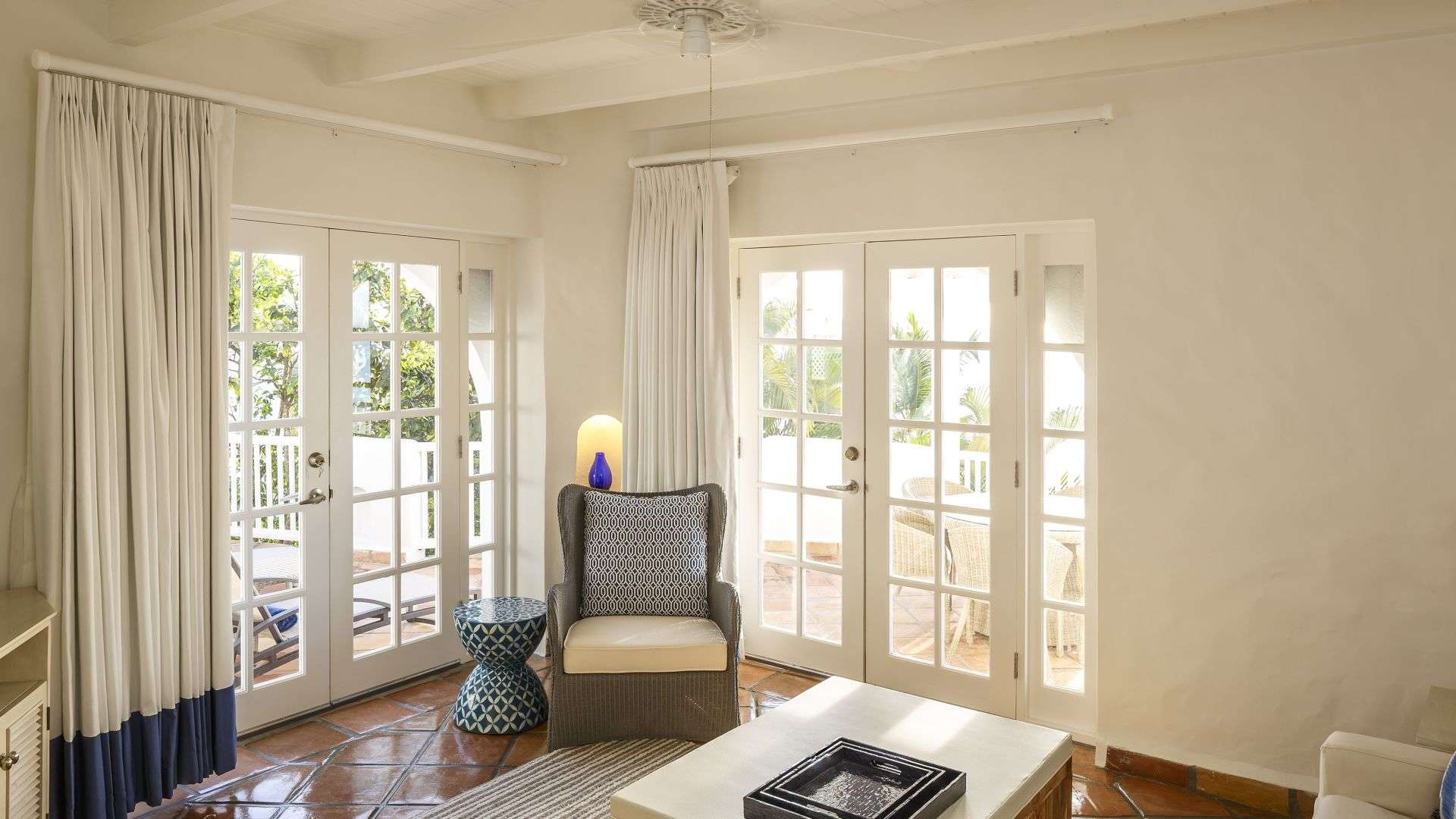 Luxury villa rentals caribbean - St lucia - Windjammer landing beach resort - Premium Ocean View | 1 Bedroom Villa - Image 1/5