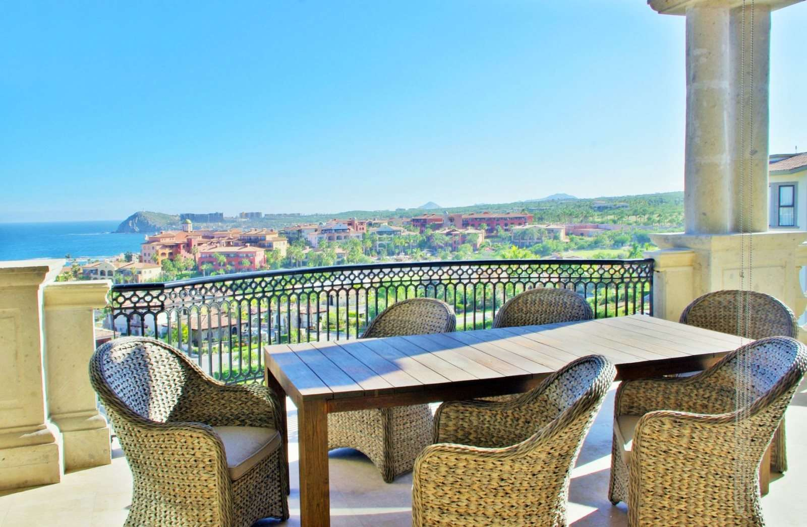 Luxury vacation rentals mexico - Los cabos - Cabo del sol - Casa de los Vientos Penthouse - Image 1/15