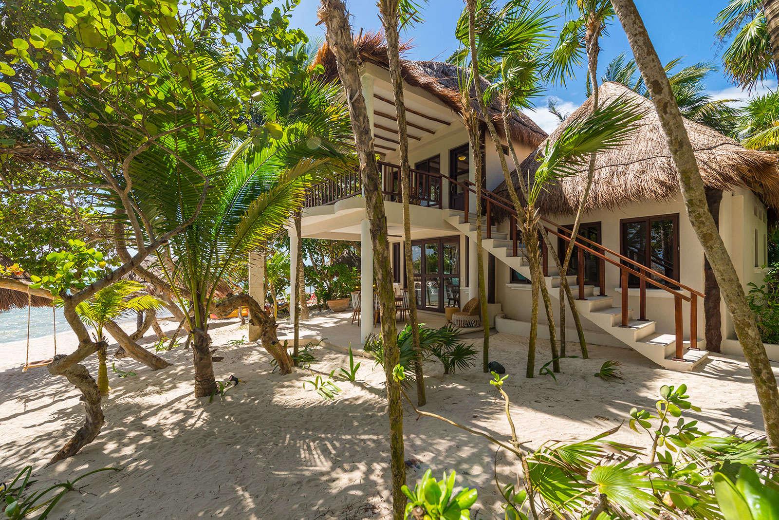 Luxury vacation rentals mexico - Riviera maya - Soliman bay - No location 4 - Corazon Estate - Image 1/21