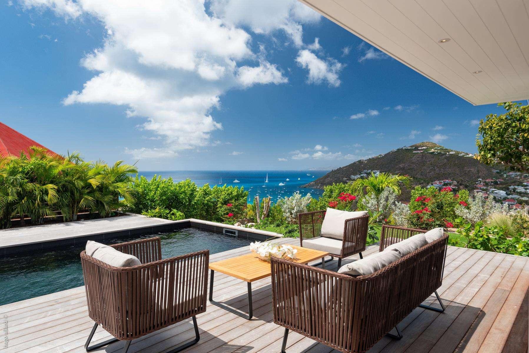 Luxury villa rentals caribbean - St barthelemy - Gustavia - King Gustaf - Image 1/26