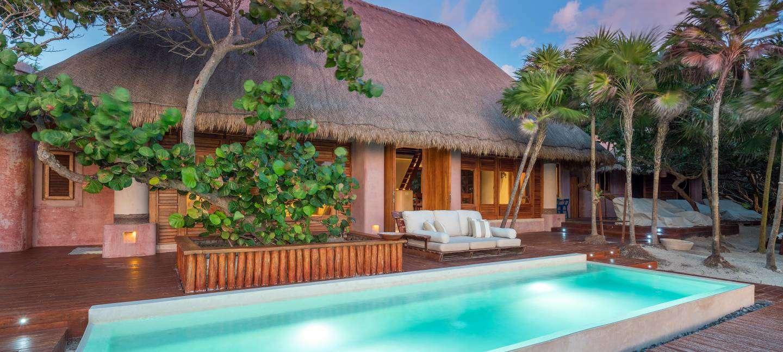 Luxury vacation rentals mexico - Riviera maya - Sian ka an - Cantarena - Image 1/29