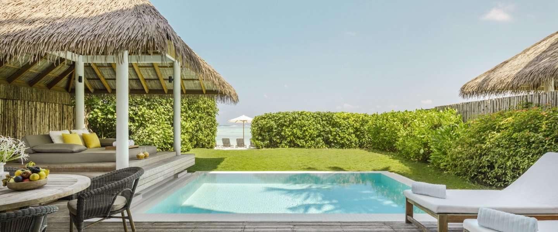 Luxury villa rentals asia - Maldives - Maalefushi - Como maalifushi resort - 2 BM Beach House - Image 1/5