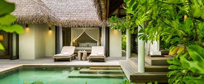 Beach Villas (2 Bedroom) | COMO Maalifushi