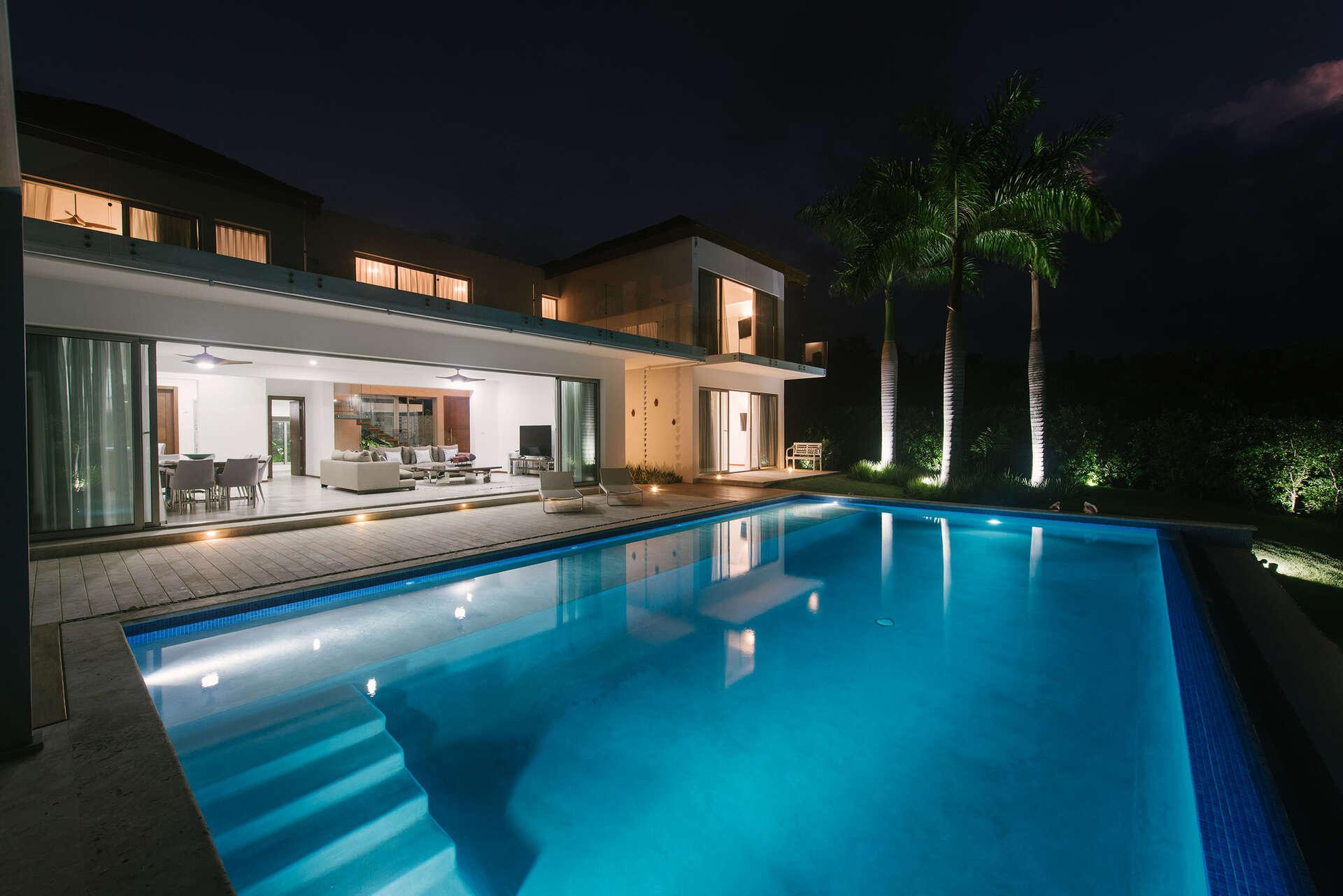 Luxury villa rentals caribbean - Dominican republic - Punta cana - Cap cana - Bella Luna - Image 1/33