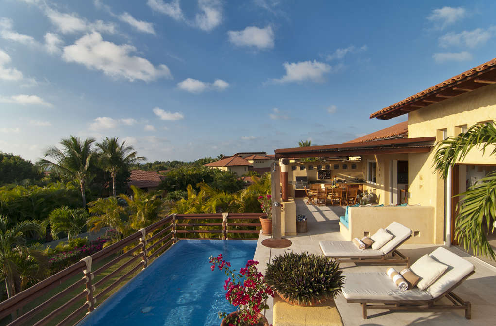 Luxury vacation rentals mexico - Punta mita - Laspalmas - No location 4 - Villa Paraiso | Las Palmas 22 - Image 1/14