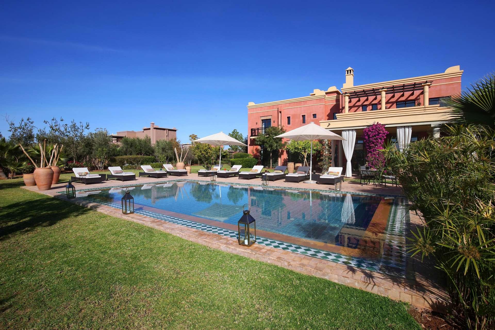 Luxury villa rentals africa - Morocco - Marrakesh - No location 4 - Bougainvilliers - Image 1/18