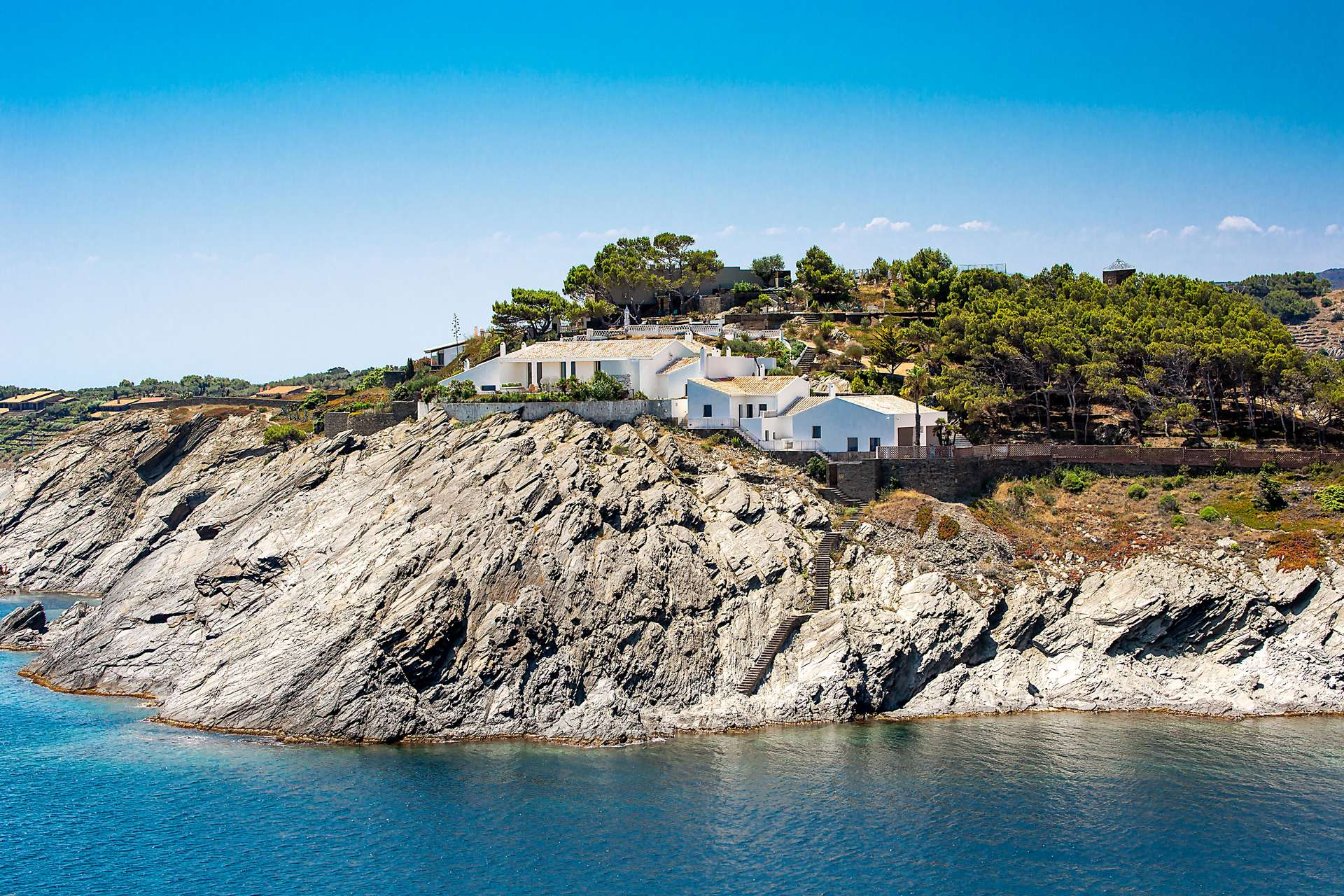 Luxury vacation rentals europe - Spain - Cadaques - No location 4 - Villa Dali - Image 1/25