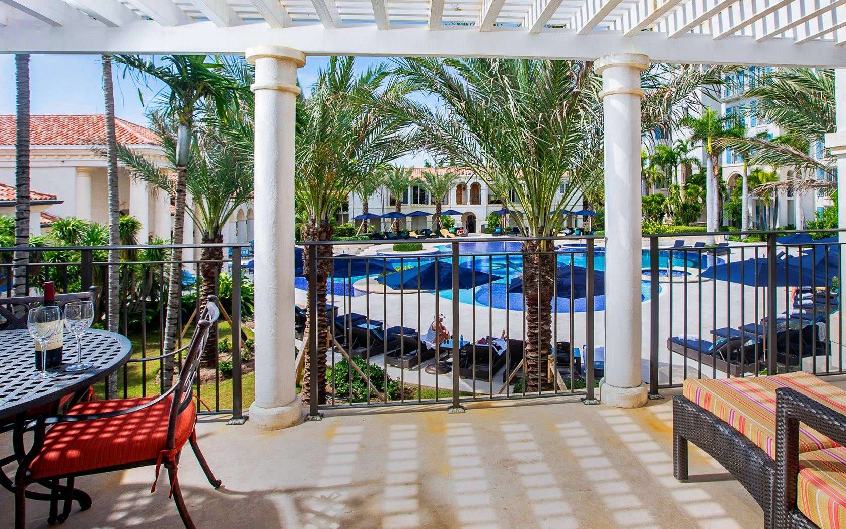 Luxury villa rentals caribbean - Turks and caicos - Providenciales - Grace bay - 2 Bedroom Pool View Suite | Bianca Sands - Image 1/7