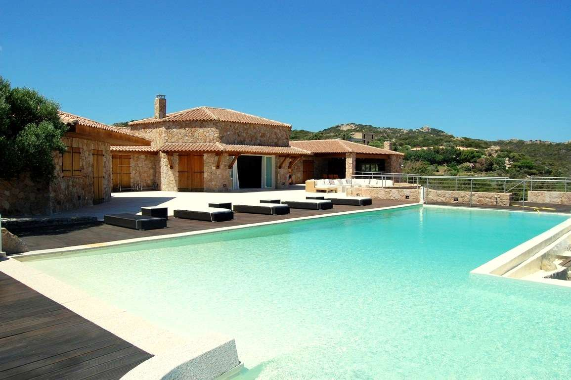 Luxury vacation rentals europe - France - Corsica - Bonifacio - Villa Cala Longa - Image 1/21