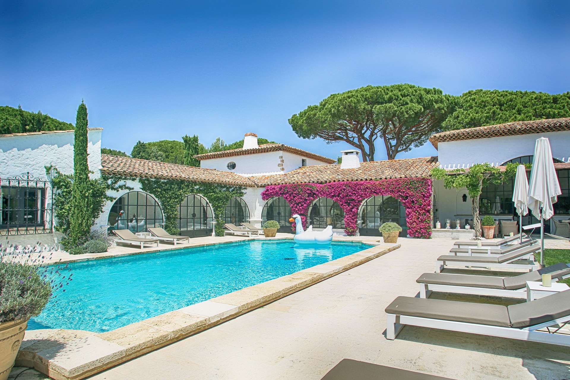 Luxury vacation rentals europe - France - Frenchriviera - Saint tropez - Villa des Parcs - Image 1/23