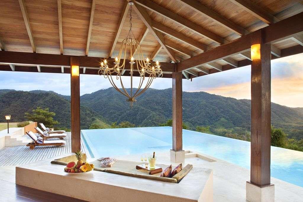 Central america villa rentals - Costa rica - Guanacaste - Nosara - Villa Casa Colibri - Image 1/12