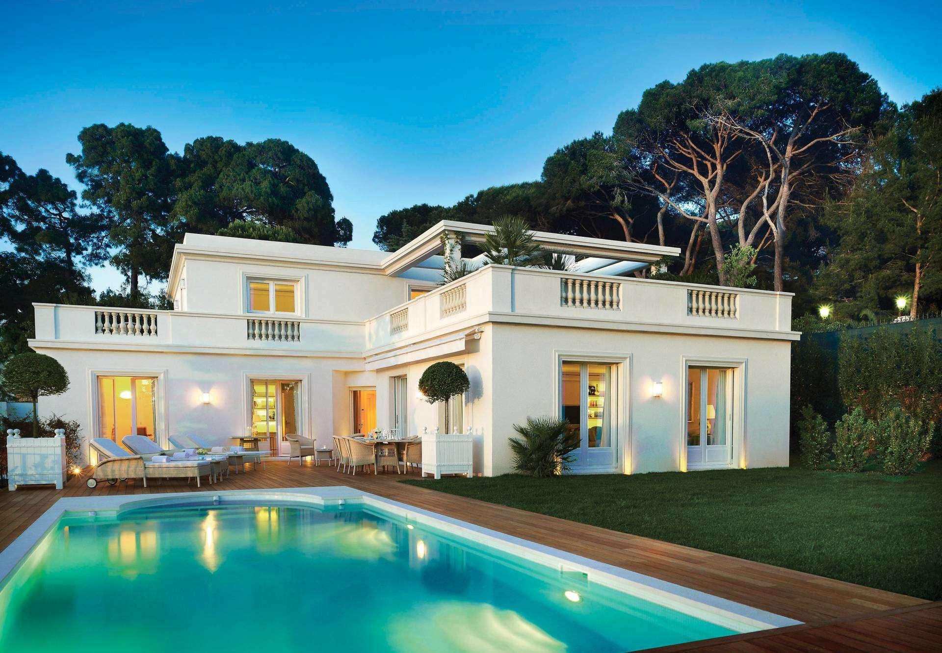 Luxury vacation rentals europe - France - Frenchriviera - Antibes - Villa Cap 1 - Image 1/9