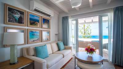 One Bedroom Ocean View Villa | Windjammer Landing