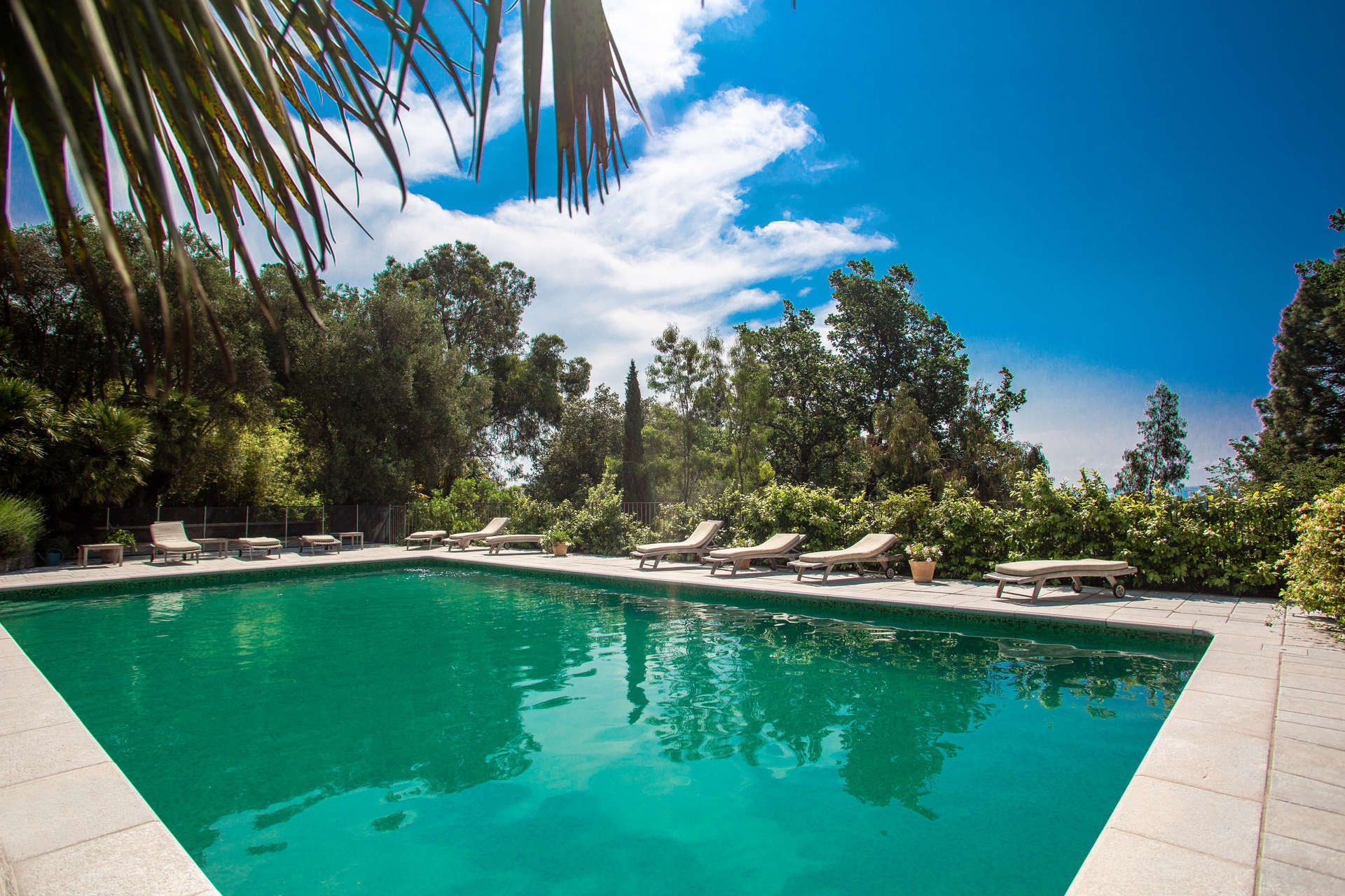 Luxury vacation rentals europe - France - Frenchriviera - Cagnes sur mer france - Bastide du Chateau - Image 1/22