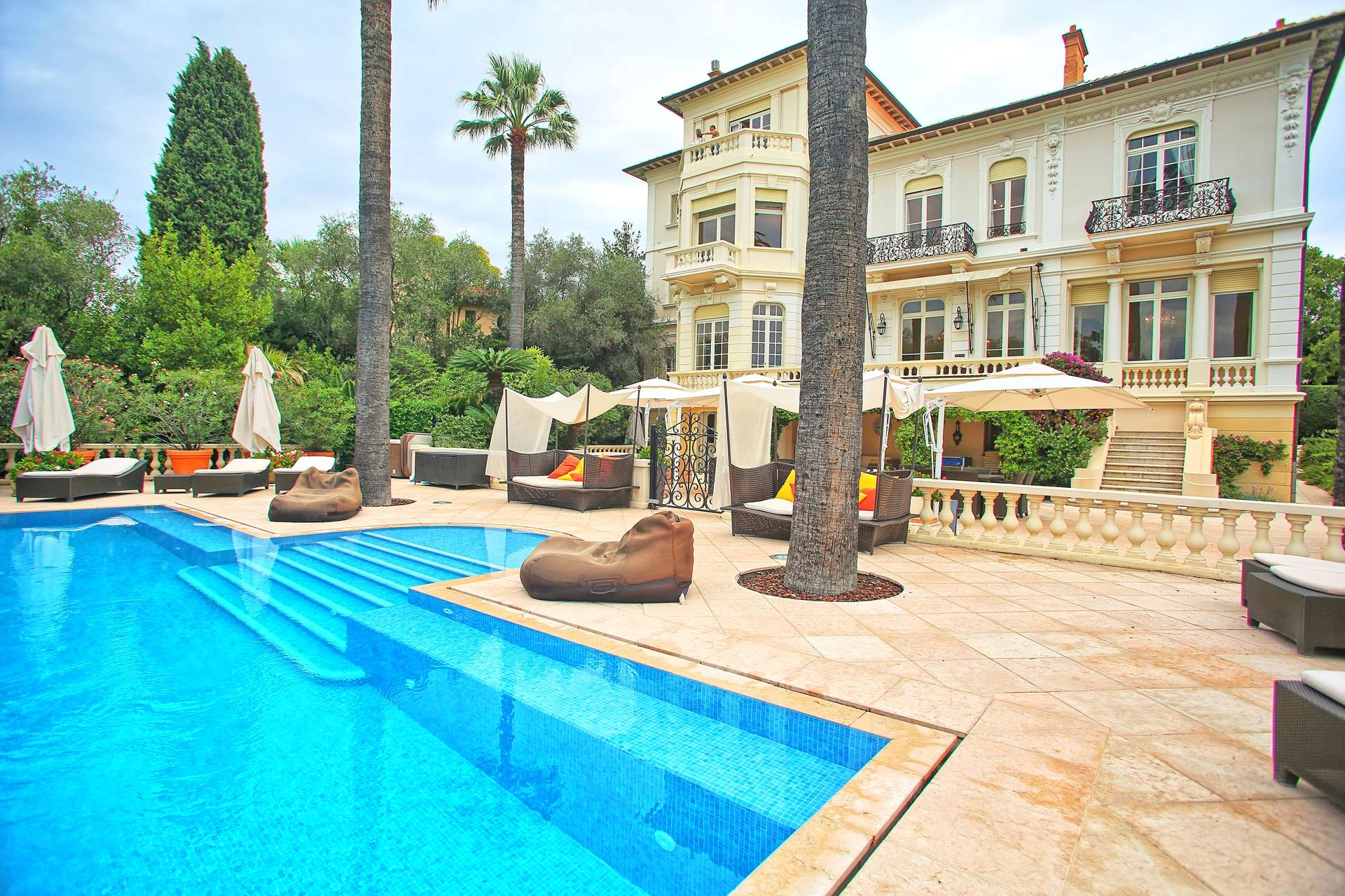 Luxury vacation rentals europe - France - Frenchriviera - Cannes - Villa de Juas - Image 1/29