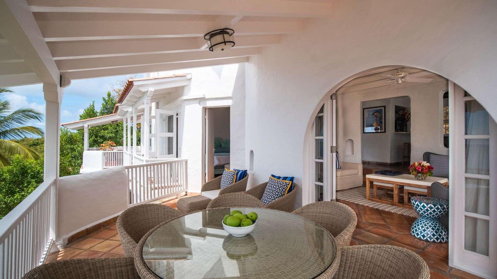 Luxury villa rentals caribbean - St lucia - Windjammer landing beach resort - Premium Ocean View | 2 Bedroom Villa - Image 1/9