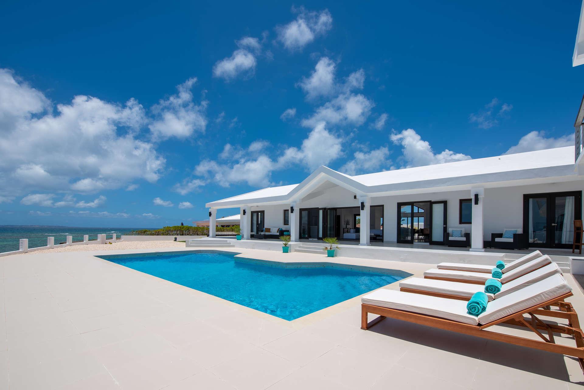 Luxury villa rentals caribbean - Anguilla - Blowing point - No location 4 - Pelican Bay Villa - Image 1/16