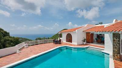 Premium Four Bedroom Ocean View Villa