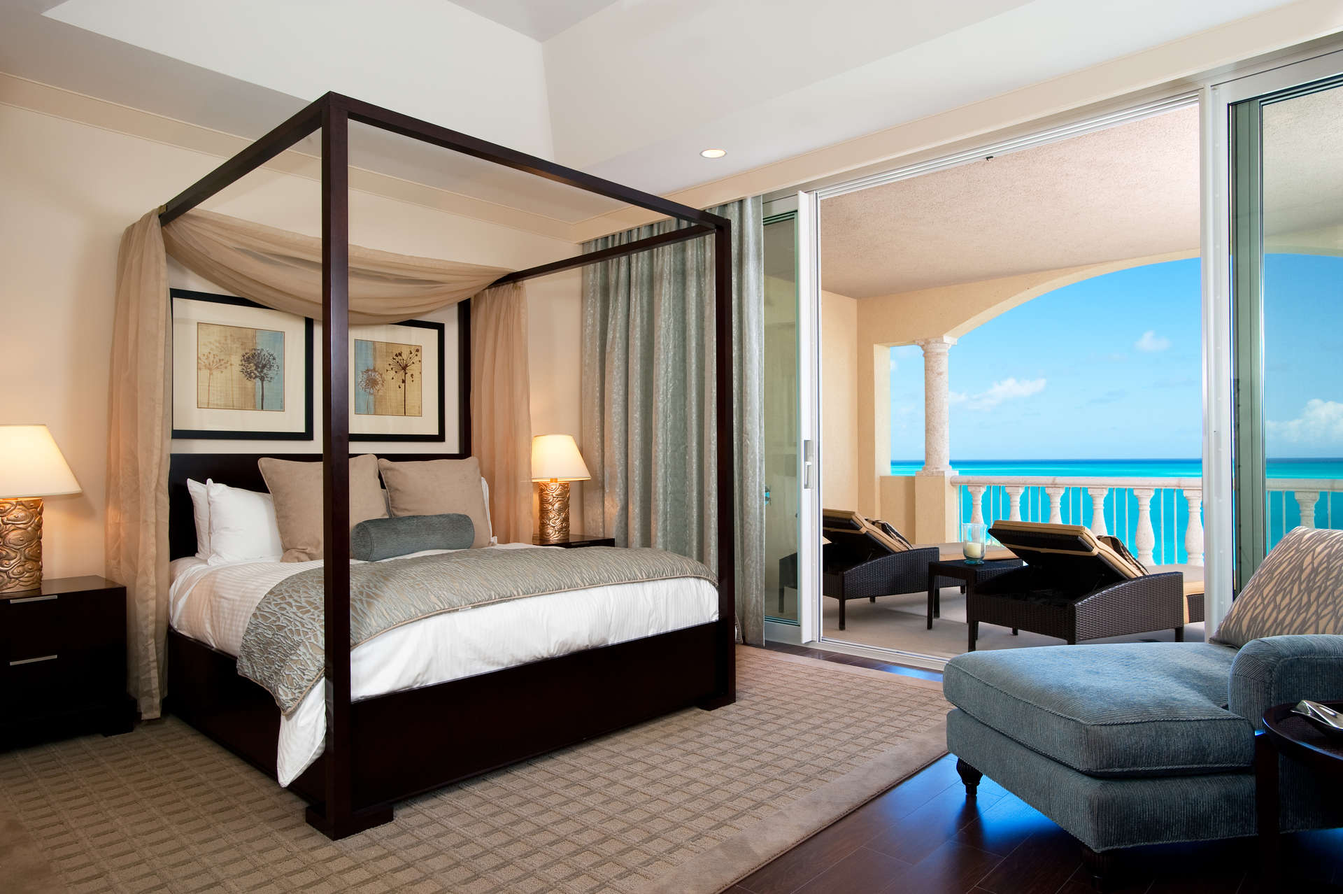 Luxury villa rentals caribbean - Turks and caicos - Providenciales - Grace bay club - Estate Premier Residence | 4 BDMS - Image 1/11