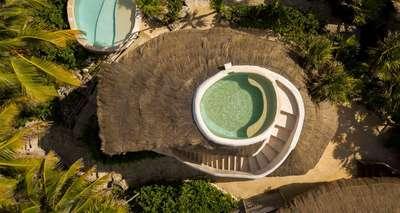 Oceanfront Casita with Pool